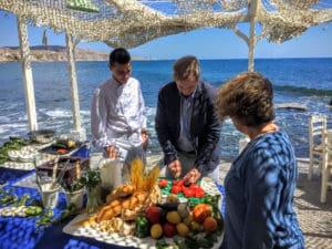 Santorini Cooking Class & Wine Tasting Tour