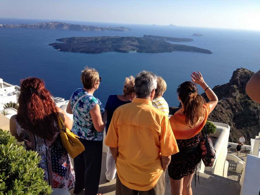 Top Santorini Tours & Activities - Santorini Sightseeing Private Guided Trips