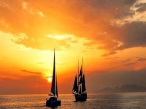 Top Santorini Tours - Santorini Sunset Cruise