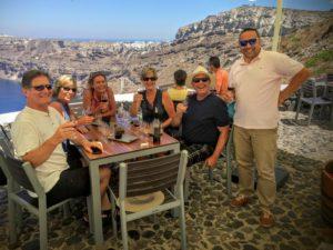 Santorini Wine Tasting Tour