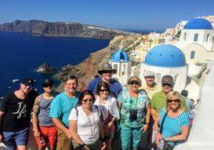 Santorini Small Group Tours