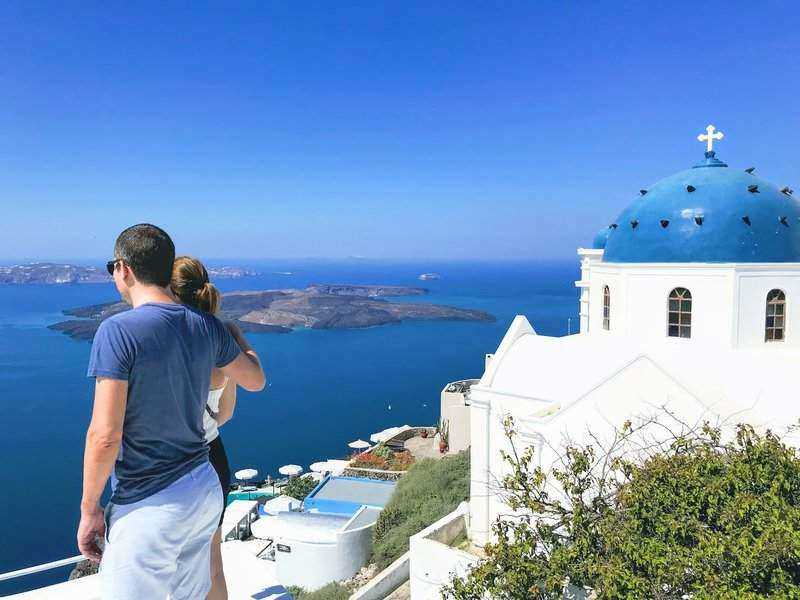 Santorini Tours - Sightseeing & Shore Excursions in Santorini Private Trips