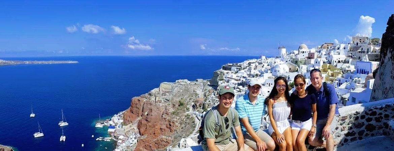Santorini Half Day Tour